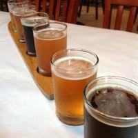 Photo taken at Morgan Street Brewery by David H. on 7/22/2013