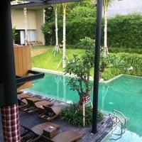 Photo taken at Centra Taum Resort Seminyak by a_ackbar on 12/6/2012