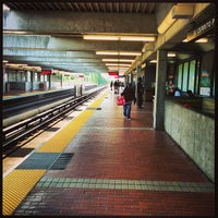 Photo taken at El Cerrito Plaza BART Station by Ed V. on 4/13/2013