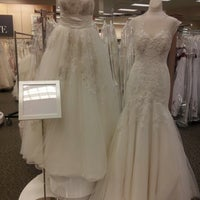 Photo taken at David's Bridal by Alexis L. on 12/21/2012