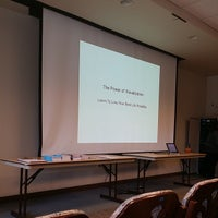 Photo taken at West Babylon Public Library by Alexis L. on 9/20/2014