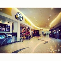 Photo taken at Seef Mall by Mohammed S. on 4/21/2013