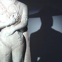 Photo taken at museo Archeologico Nazionale d'Abruzzo - Villa Frigerj by Ilaria A. on 11/1/2015