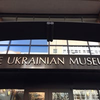 Photo taken at Ukrainian Museum by Debbie D. on 11/15/2014