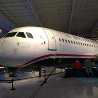 Photo taken at Carolinas Aviation Museum by Brian M. on 11/23/2012