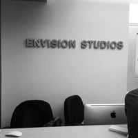 Photo taken at Envision Studios by Pat D. on 10/26/2015