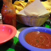 Photo taken at Cancun Mexican Restaurant & Cantina by Mike W. on 2/20/2013