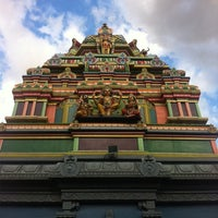 Photo taken at Temple tamoul by Lucia P. on 7/13/2014