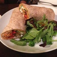 Photo taken at Blue Sage Vegetarian Grille by Sujal S. on 1/20/2013