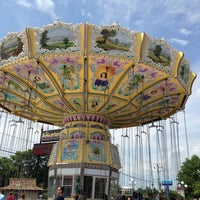 Photo taken at Adventureland Amusement Park by Eric on 7/21/2013