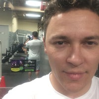 Photo taken at 24 Hour Fitness by Pavlo U. on 4/19/2016