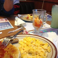 Photo taken at Denny's by Monica M. on 5/1/2013