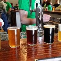 Photo taken at Scratchtown Brewing Company by Nebraska O. on 3/15/2014