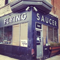Photo taken at Flying Saucer by Steve H. on 7/7/2013
