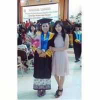 Photo taken at Universitas Kristen Satya Wacana by Echiy S. on 10/22/2014
