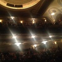 Photo taken at Majestic Theatre by younga on 2/20/2013