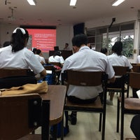 Photo taken at Faculty of Humanities by อุ่น on 9/20/2016