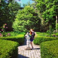 Photo taken at Shakespeare's Garden by Emily W. on 6/17/2013