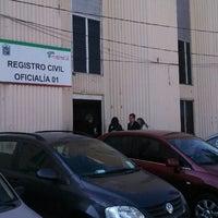 Photo taken at Registro civil by Ederuca d. on 1/18/2014