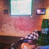 Photo taken at Extreme Sports Bar & Grill by Guille I. on 11/17/2013