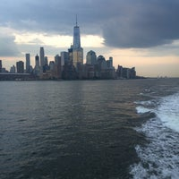 Photo taken at Gray Line New York Sightseeing Cruises - Pier 78 by Joyce B. on 9/10/2016