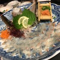 Photo taken at 中洲海鮮 さかな市場 by yuko on 9/21/2016