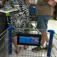 Photo taken at Walmart Supercenter by Michael on 9/17/2012