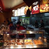 Photo taken at Panda Express by Robert J. on 12/14/2013