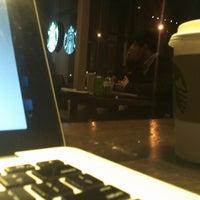 Photo taken at Starbucks by Jerick I. on 4/24/2013
