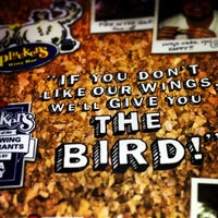 Photo taken at Pluckers Wing Bar by Tyler F. on 6/7/2013