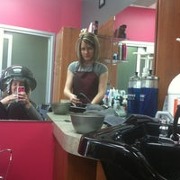 Photo taken at Sola Salon Studios by Stacy O. on 6/1/2013