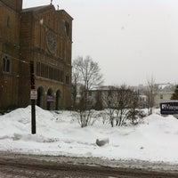 Photo taken at Greater Boston Vineyard by Ottonn D. on 2/17/2013
