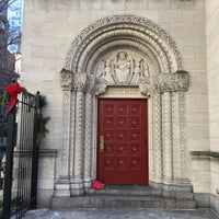 Photo taken at Roman Catholic Church of Our Saviour by Carmen-Elizabeth G. on 1/4/2016