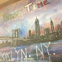 Photo taken at Pizza Time by Elisha P. on 10/22/2012