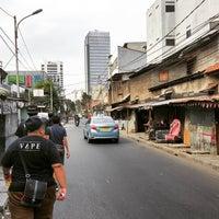 Photo taken at Jalan K.H. Wahid Hasyim by Oh! Media N. on 10/16/2015
