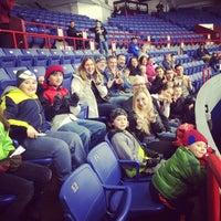 Photo taken at Syracuse Crunch Hockey Club by Aubry P. on 11/28/2014