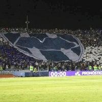 Photo taken at Estadio Tecnológico by Cavo R. on 1/26/2013