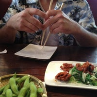 Photo taken at Sakura Japanese Restaurant by Melanie R. on 5/25/2014