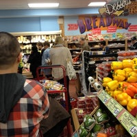 Photo taken at Trader Joe's by Lang Y. on 10/27/2012