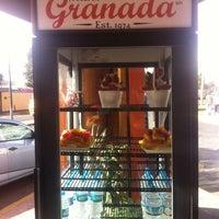 Photo taken at Fruteria Granada by Maribélula on 1/5/2013