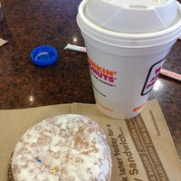 Photo taken at Dunkin Donuts by Andy H. on 3/2/2013