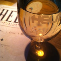 Photo taken at HELM Microbrasserie by Sara L. on 5/6/2013
