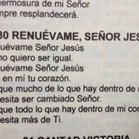 """Photo taken at Iglesia Metodista De Mexico """"Bethell"""" by Jessie G. on 11/25/2012"""