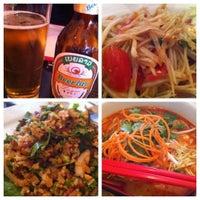 Photo taken at Bangkok Golden by Gina T. on 12/15/2012
