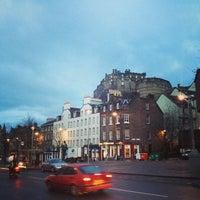 Photo taken at Apex City of Edinburgh Hotel by Dave J. on 1/22/2014