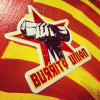 Photo taken at Burrito Union by Tony W. on 6/24/2013