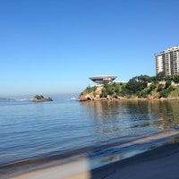 Photo taken at Praia das Flexas by Renato P. on 6/6/2013