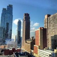 Photo taken at YOTEL New York by Anton F. on 2/15/2013