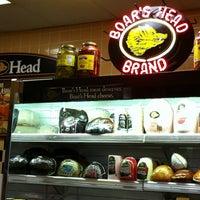 Photo taken at City Supermarket Irvington by Steve J. on 4/30/2013