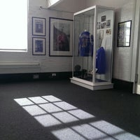 Photo taken at Portsmouth City Museum by Gareth J. on 10/17/2013